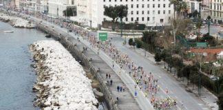 Napoli City Half Marathon. Info gara, percorso e dispositivo di traffico