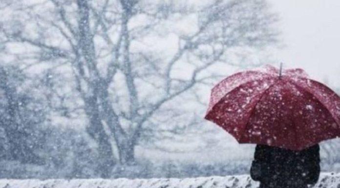 Meteo Campania: scuole chiuse a Salerno martedì 8 gennaio per allerta neve