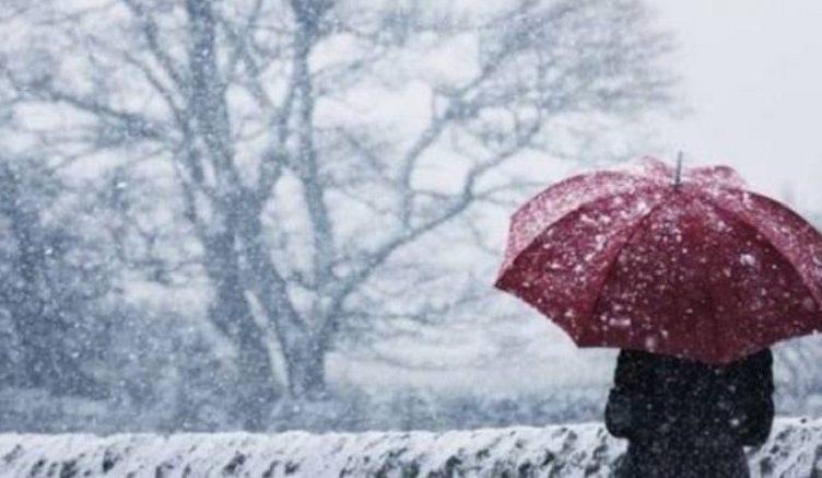 Maltempo, sabato 13 febbraio allerta per neve in Campania