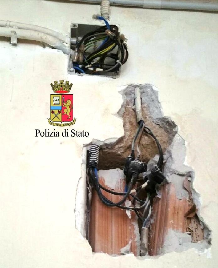 Cronaca di Nola: furto di energia elettrica per 42mila euro