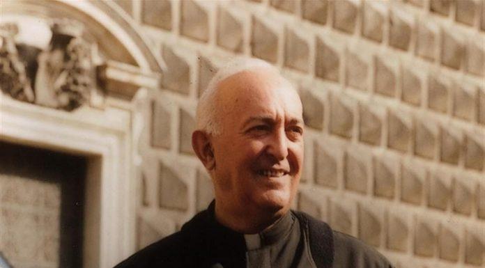 Morto Padre Massimo Rastrelli, paladino della lotta all'usura