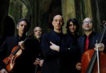 Peppe Servillo & Solis String Quartet in concerto a Pagani