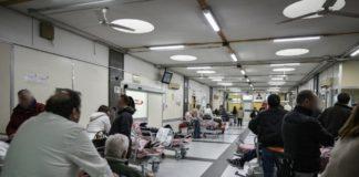 Ospedale Cardarelli, più barelle per il pronto soccorso