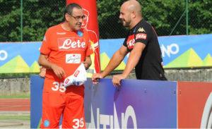 Pepe Reina a fine stagione lascera' il Calcio Napoli. L'estremo difensore spagnolo non rinnovera' il contratto con il club azzurro e si trasferira' in rossonero