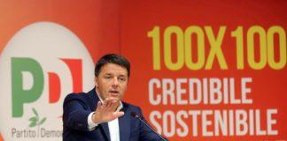 """Renzi si dimette: """"No a inciuci e no a segretari calati dall'alto"""""""