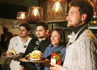 Sciue' il panino vesuviano sostiene il ritorno dei giovani all'agricoltura