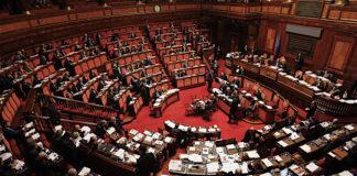 Camera e Senato, fumata nera alla prima votazione