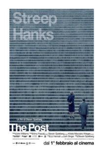 """Road to the Oscar, il tocco di Hanks, Streep e Spielberg con """"The Post"""""""