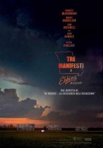 """Road to the Oscar, """"Tre Manifesti a Ebbing"""" in corsa con la McDormand"""