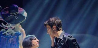 Al Festival Ridere la coppia Marini Masiello protagonista di 'A Terra mia