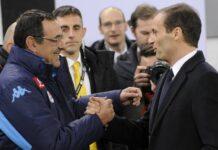 Serie A, la volata per scudetto tra Juventus e Calcio Napoli