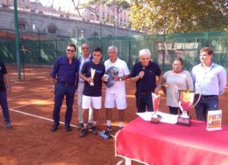 A Napoli i giornalisti tennisti al Circolo Canottieri