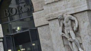 Mattinata negativa in Borsadopo il rapporto deficit/pil previsto al 2,4% per tre anni nella nota di aggiornamento al Def