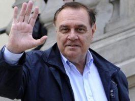 Caserta, Clemente Mastella vittima di un incidente stradale