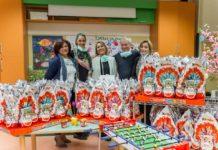 Nautica e beneficenza: 200 uova di Pasqua ai bambini del Santobono