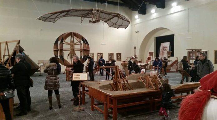 Al Rione Sanità una mostra su Leonardo da Vinci