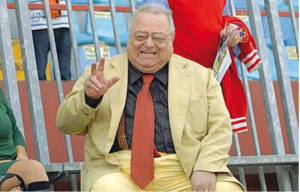 Addio a Luigi Necco, volto storico degli scudetti del Napoli di Maradona