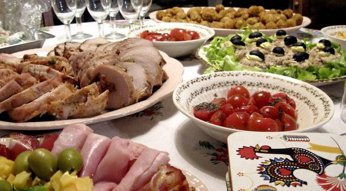 Il pranzo di Pasqua all'insegna della tradizione napoletana