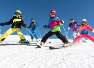 Roccaraso, 200 alunni campani sulla neve