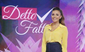 Caterina Balivo lascia 'Detto Fatto' e trasloca su Rai 1, ecco chi arriva