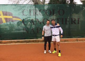 AGIT, Silver Mele campione italiano dei giornalisti tennisti