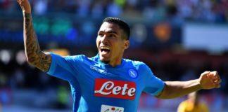 """Calcio Napoli. Allan: """"crediamo allo scudetto al 101%"""""""