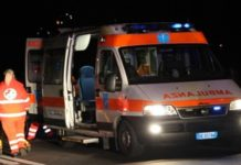 Salerno, drammatico incidente: due morti e otto feriti gravissimi