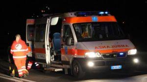 Salerno, drammatico incidente: due morti e otto feriti gravissimi