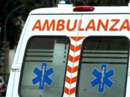 Napoli, Agnano: Grave incidente stradale tra due auto che si sono ribaltate