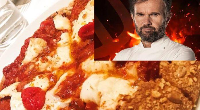 E' bufera sul web: Ma Tu Vuliv a' Pizza e' Carlo Cracco