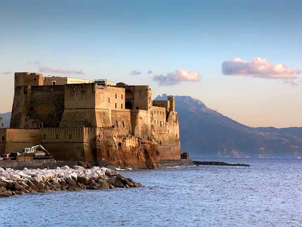 Comune di Napoli, al via la pulizia dei fondali sul Lungomare
