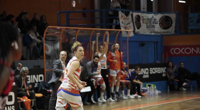 La Saces Mapei Givova trova Lucca nei quarti di finale play-off