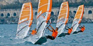 Pozzuoli, oggi il gran finale della Coppa Italia di Windsurf