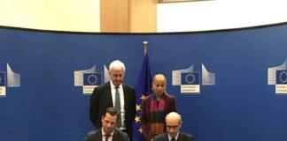Leonardo: firmato accordo di finanziamento per OCEAN2020