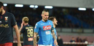 Ultime Calcio Napoli, Hamsik tiene in ansia Sarri. In settimana l'intervento
