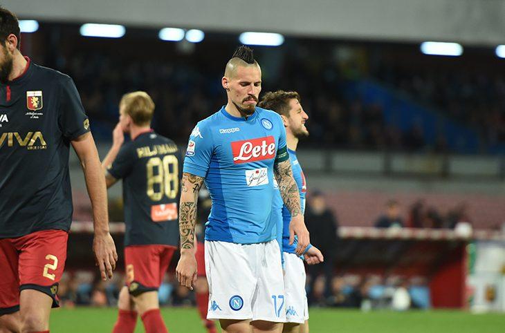 Calcio Napoli, Albiol: