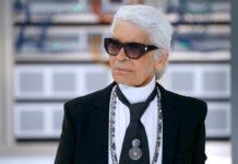 Karl Lagerfeld, l'icona mondiale della moda arriva a Caserta