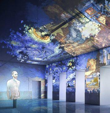 Van Gogh, 'the Immersive Experience', la mostra resterà aperta fino a maggio