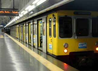 ANM, chiusura anticipata linea metro 1. Date e orari