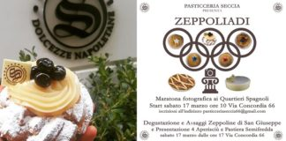 Zeppoliadi, la maratona fotografica del gusto e dei sapori da Seccia ai Quartieri Spagnoli
