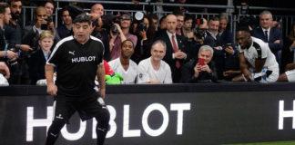 """Calcio Napoli, Maradona crede nello scudetto: """"Ricorda la mia squadra"""""""
