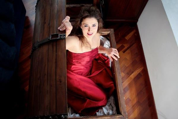 Maria Grazia Schiano in concerto per l'Associazione Scarlatti