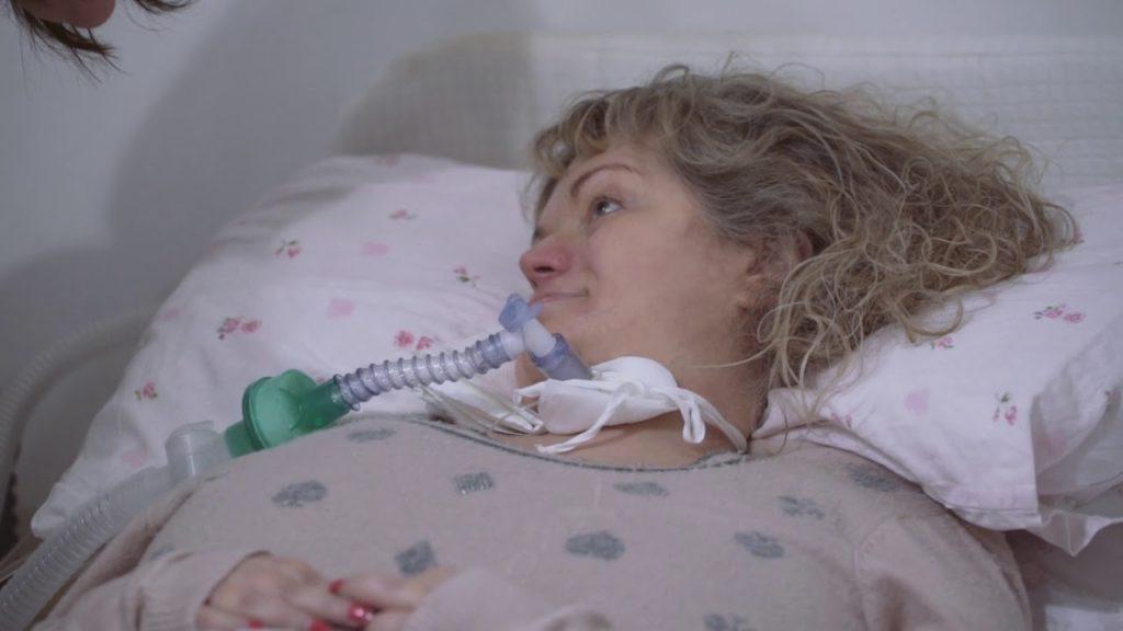 Alessandro Preziosi realizza il sogno di Lola D'Arienzo malata di Sla