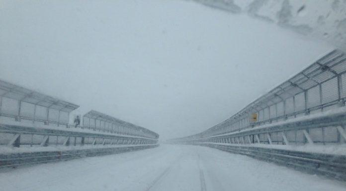 Allerta meteo Campania: il 2019 porterà freddo e neve