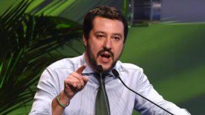 """Matteo Salvini, presidenza del Senato a FI """"in cambio"""" della leadership"""