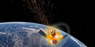 Stazione spaziale cinese in caduta verso la Terra. Allarme anche in Italia