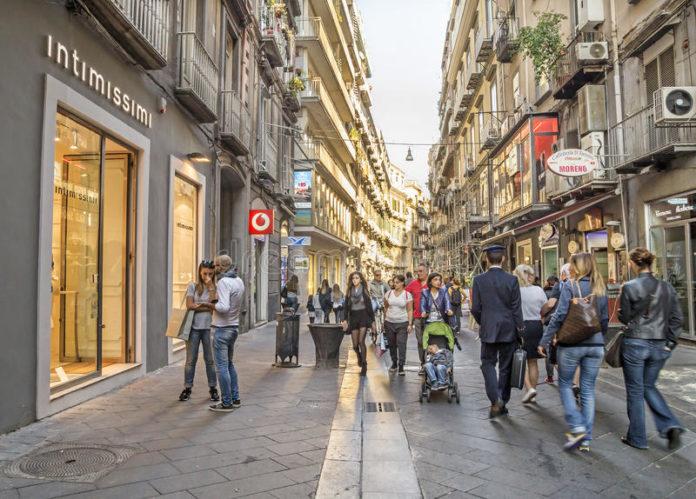 Giancristofaro, ModaNapoli: segnali positivi dal week end dell'Immacolata