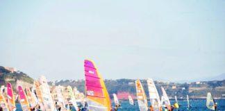 Pozzuoli, Giorgia Speciale e Nicolo' Renna vincono la Coppa Italia di Windsurf