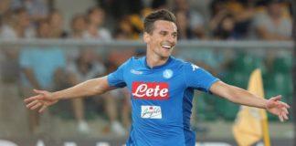 Serie A: Infinite emozioni al San Paolo. Napoli-Udinese 4-2