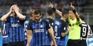 Serie A, la Juve batte l'Inter tra le polemiche per la direzione di Orsato